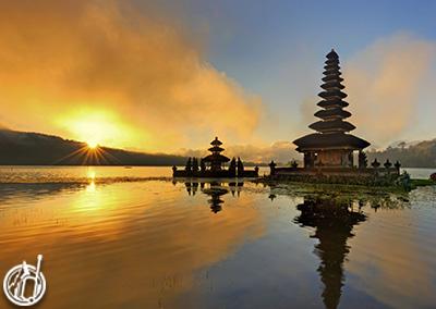 Jakarta Puncak Bandung Bali 14 Days