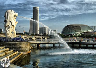 Wisata Singapore Hemat (Include Tiket) 3H2M