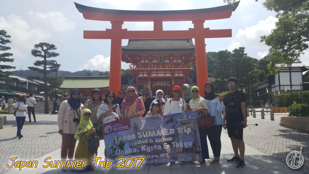 Japan Summer Trip 2017