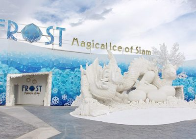 3D2N Bangkok Pattaya Magical Ice Frost (Halal Food)