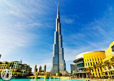 Paket Wisata Dubai 4H3M
