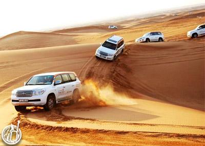Desert Safari Dubai Plus Abu Dhabi 4H3M