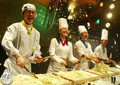 3D2N Bangkok Free Nanta Show (Halal Food)