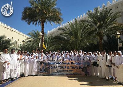 Umrah Saudi Airlines – Paket Reguler 16 Hari