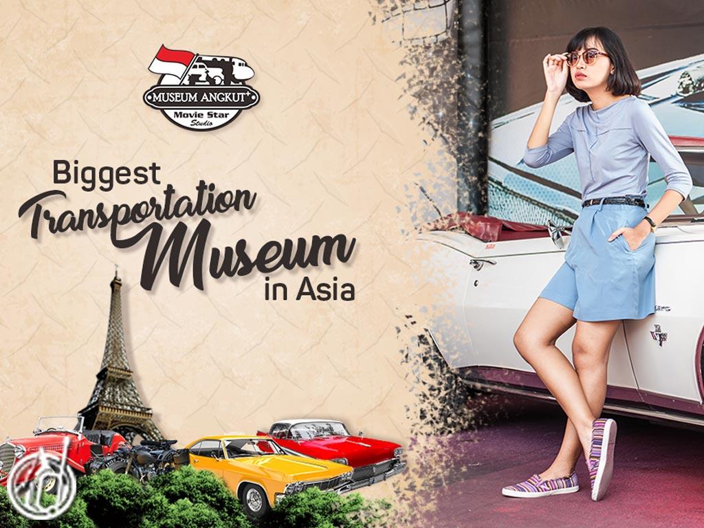 Honeymoon Package Museum Angkut Tour Transportation Museum - odifatour.com
