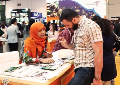 Indonesia Tourism Promotional Middle East