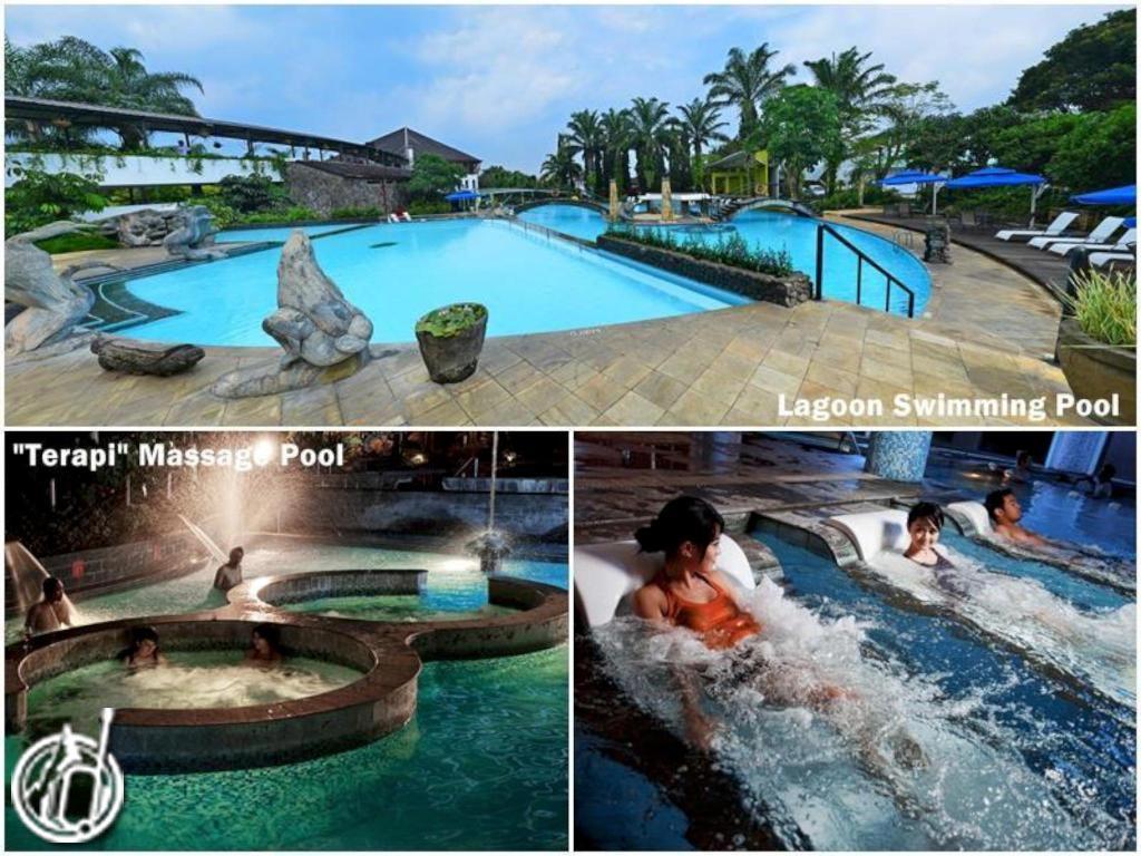 Klub Bunga Butik Resort Batu Malang Spa Massage - odifatour.com