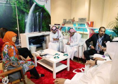 Promosi Visit Indonesia Dubai