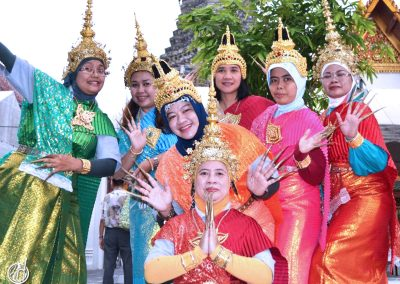 Tour Bangkok Pattaya 4H3M (Thailand Halal)