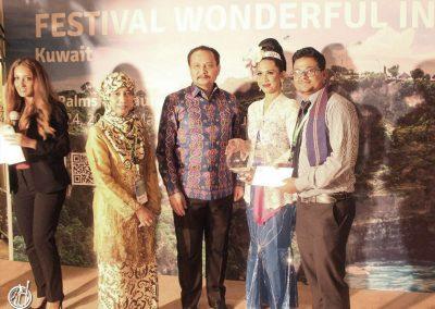Wonderful Indonesia Promotional Kuwait