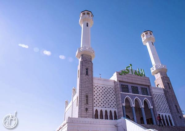 Berkunjung ke Masjid Itaewon Korean-odifatour