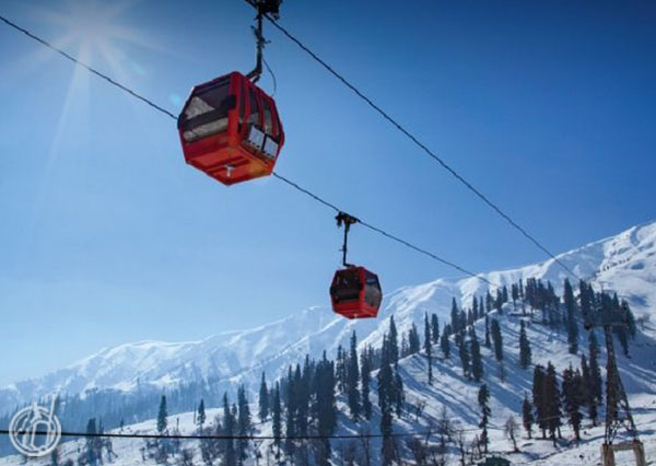 Gondola Pegunungan Apharwat