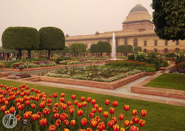 Tour Taman Mughal India