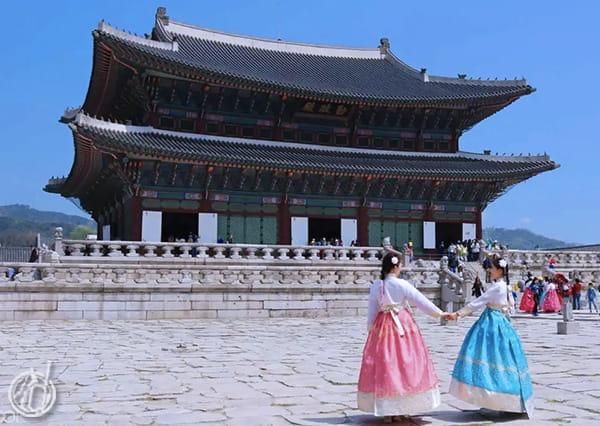 Triip Korea Gyeongbokgung-odifatour